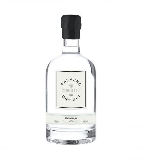 Palmers Distillers Cut Gin - 70cl bottle available to buy online